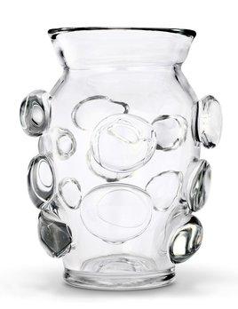 AERIN - Abel Vase - Large - Clear - H23cm