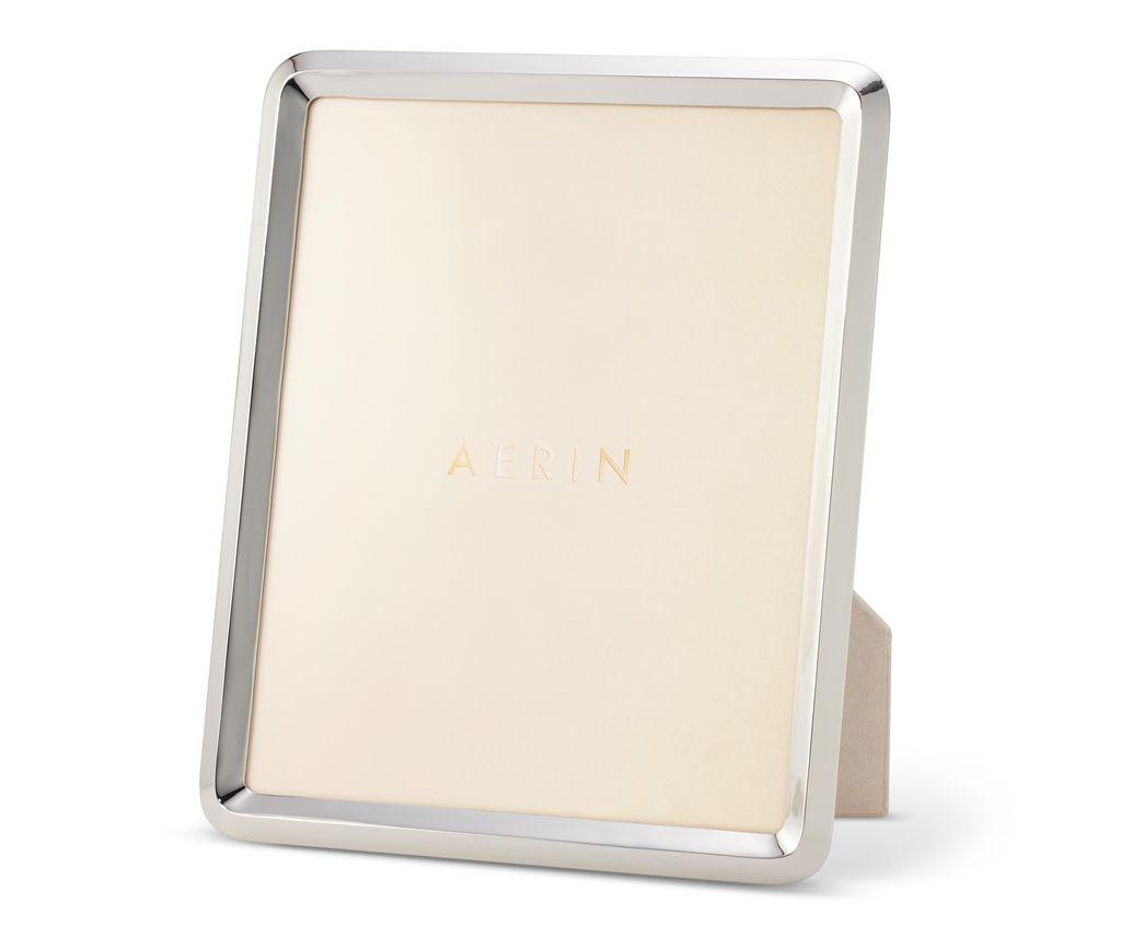 "AERIN - Archer Frame Silver 8x10"""
