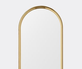 AYTM Angui Oval Mirror - Gold - H108xL39xW2cm