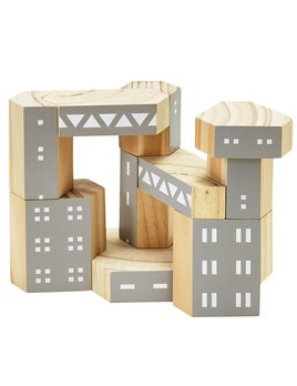 Until/See Concept Blockitecture Brutalism Classic Set Building Blocks