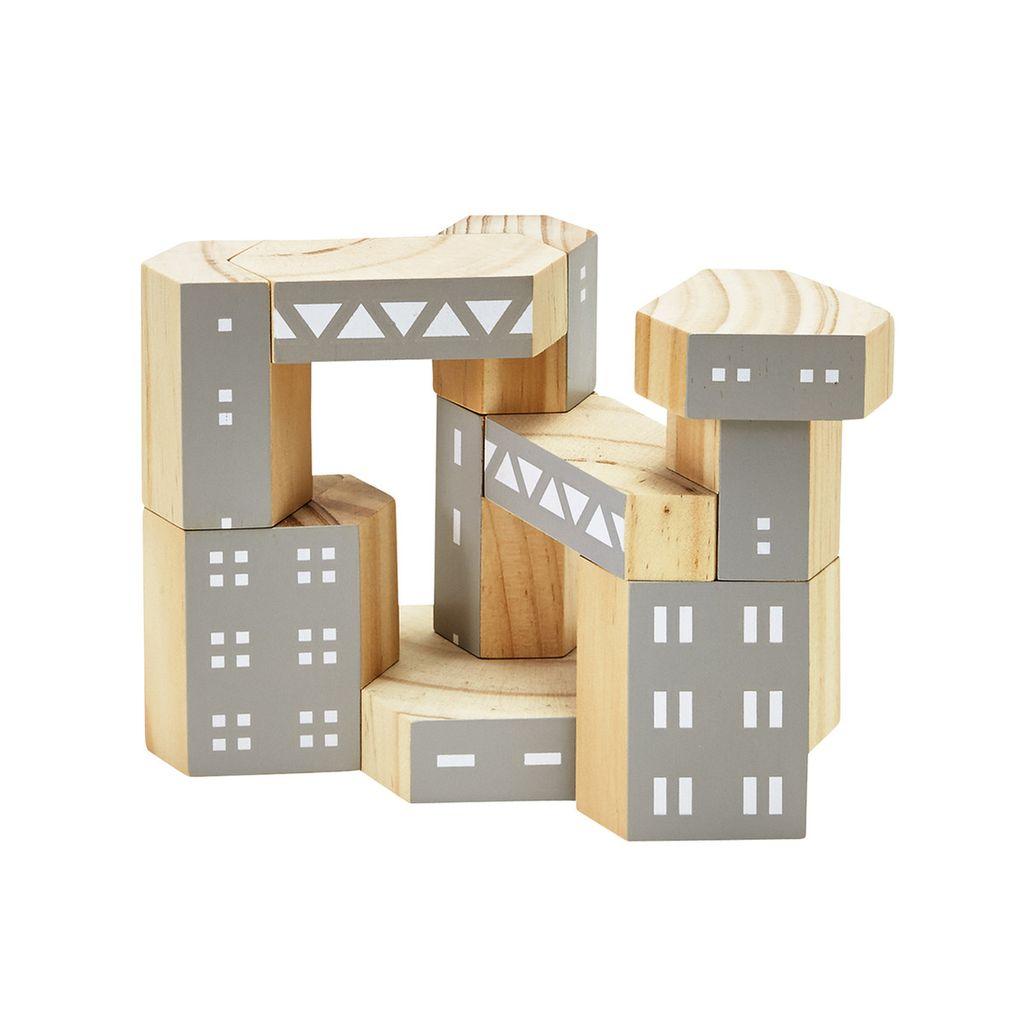 Until/See Concept Blockitecture Brutalism Classic Set Building Blocks