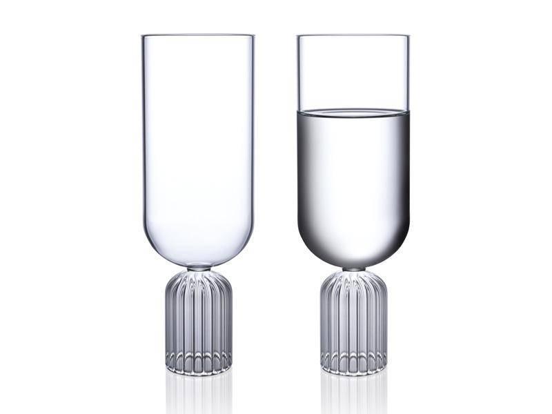 fferrone Fferrone Glassware - May Medium Tall Glass - Set of 2