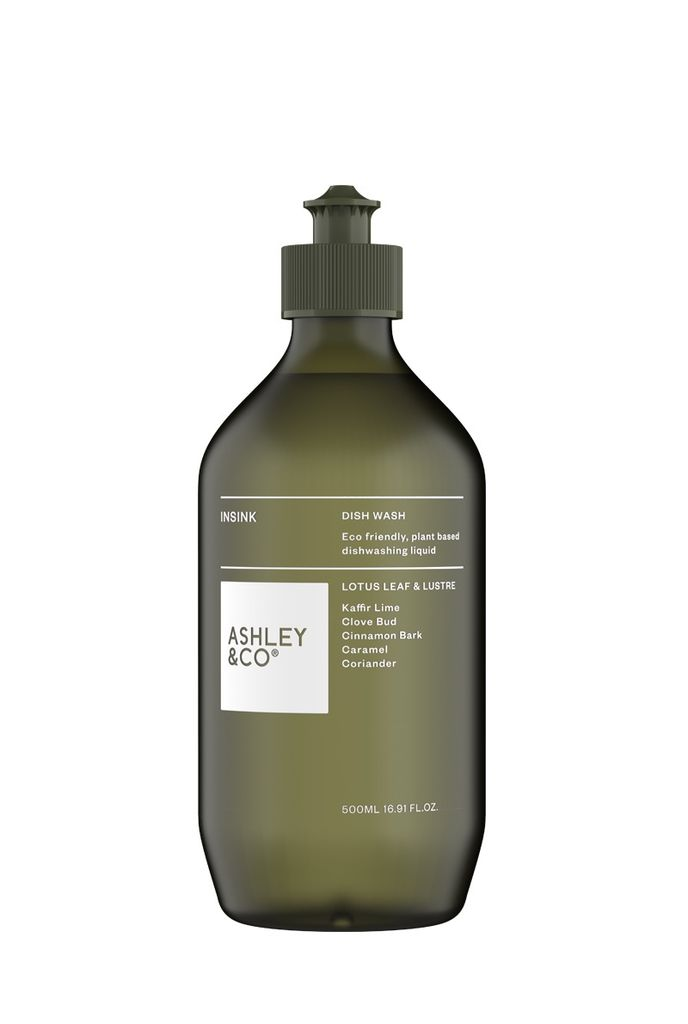 Ashley & Co Ashley & Co - In Sink Dish Wash - 500ml - Made in New Zealand