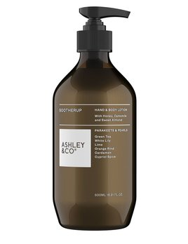 Ashley & Co Ashley & Co - Parakeets & Pearls Soother Up - Hand & Body Lotion - 500ml - Made in New Zealand