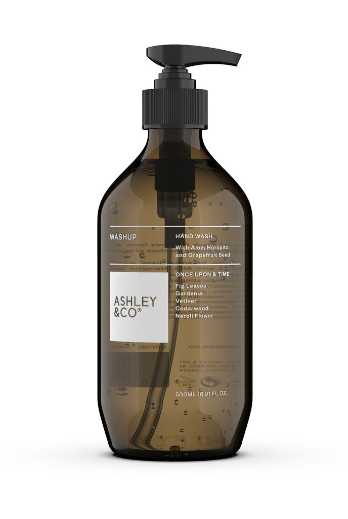 Ashley & Co Ashley & Co - Once Upon & Time Wash Up - Botanical Hand Wash - 500ml - Made in New Zealand