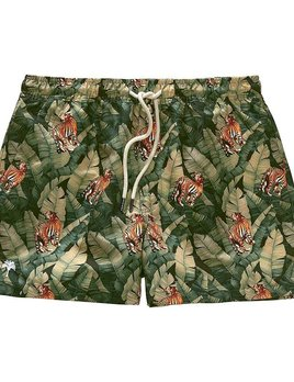 Deacon MD OAS Roar Swim Shorts - Sweden
