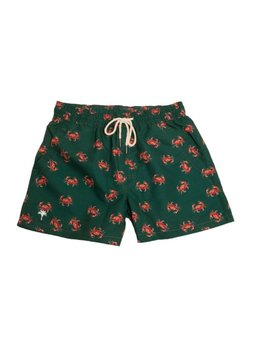 Deacon MD OAS Crab Kids Swim Shorts - Sweden