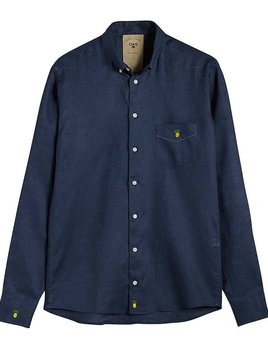Deacon MD OAS Marine Pineapple Shirt - 100% Linen - Sweden