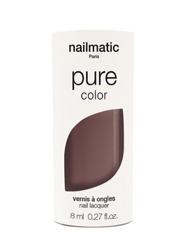 Until/See Concept Nailmatic - Pure Color Eco Friendly Nail Polish - Alaia Taupe Grey - Paris