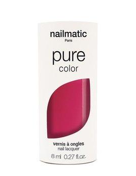 Until/See Concept Nailmatic - Pure Color Eco Friendly Nail Polish - Ami Fushia - Paris
