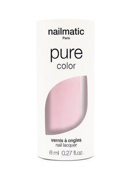 Until/See Concept Nailmatic - Pure Color Eco Friendly Nail Polish - Anna Sheer Pink - Paris