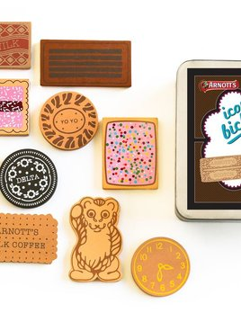 Make me Iconic Australian Arnott's Bickies - Wood with non Toxic Paints