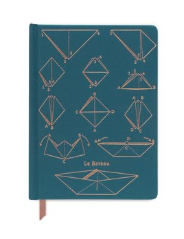 Curated House Le Bateau Notebook - USA