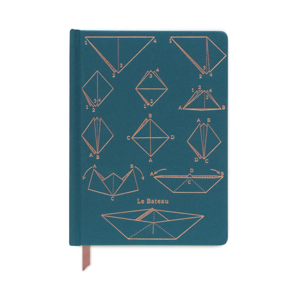 Curated House Le Bateau Notebook - USA