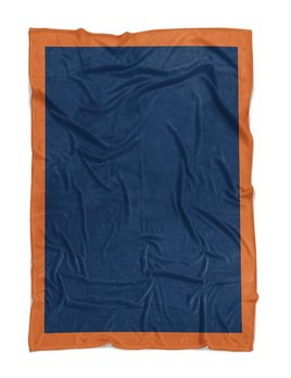 DEAREST The Vienna Throwel - Dog Blanket / Throw - Quick Drying, Lightweight, Compact and Sand Resistant - Blue - Small - 100x80cm