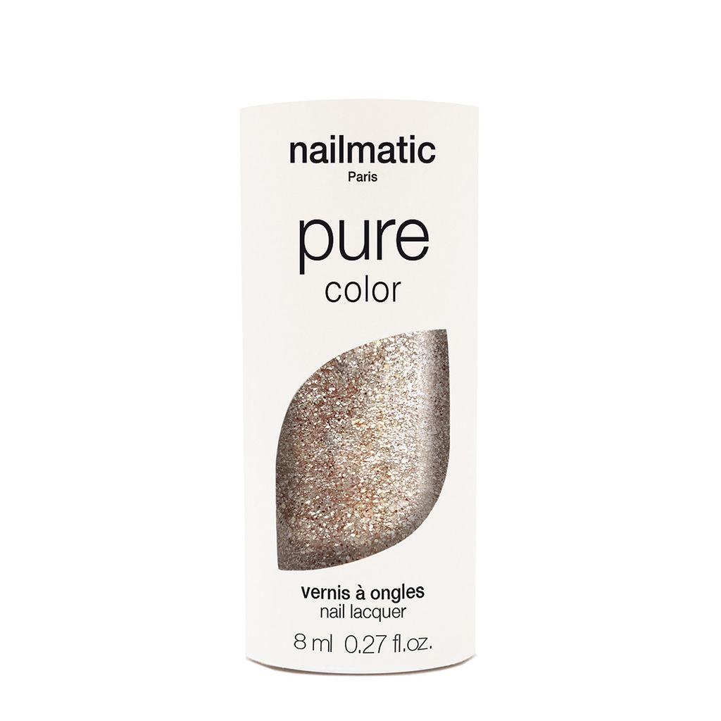 Until/See Concept Nailmatic - Pure Color Eco Friendly Nail Polish - Lucia - Paris