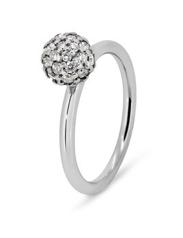 Rick Southwick -  La Bella 18ct Gold Diamond Bubble Ring, Set with 40 D/F-SI Diamonds = 58 Points - Handcrafted in Australia