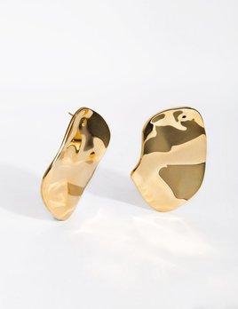 Daniel Espinosa Daniel Espinosa - Lantana Earrings - 22ct Gold Plated