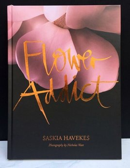 United Books Book - Flower Addict by Saskia Havekes