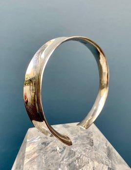 Jan Hooft - Sterling Silver Modernist Style Cuff - Handmade in Australia
