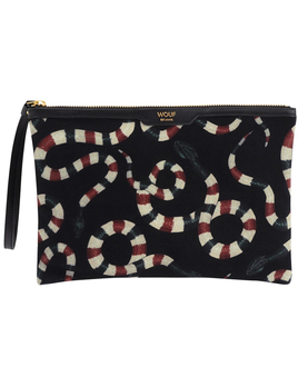 Until/See Concept Wouf - Snakes Night Clutch