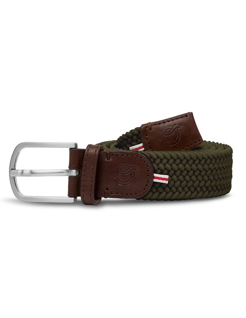 Until/See Concept LA Boucle Originale - Edinburgh -  Stretchable Woven Belt Made To Fit Many Sizes