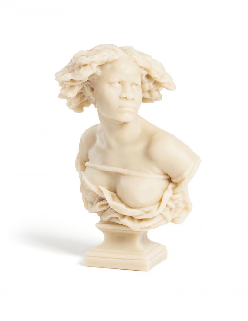 Cire Trudon Buste - Esclave de Carpeaux - Stone