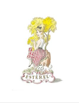 Esterel - Cire Trudon Candle - 270g  - 55-65 hours