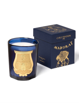 Cire Trudon Madurai - Cire Trudon Candle - Les Belles Matieres Limited Edition - 270g