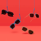 Until/See Concept Amiral by IZIPIZI Studio - Limited Edition Sunglasses - Lobster