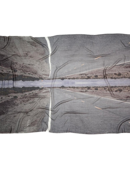 Good & Co GOOD&Co Scarf - The Desert Road - 70% Wool, 30% Silk - 200x130cm