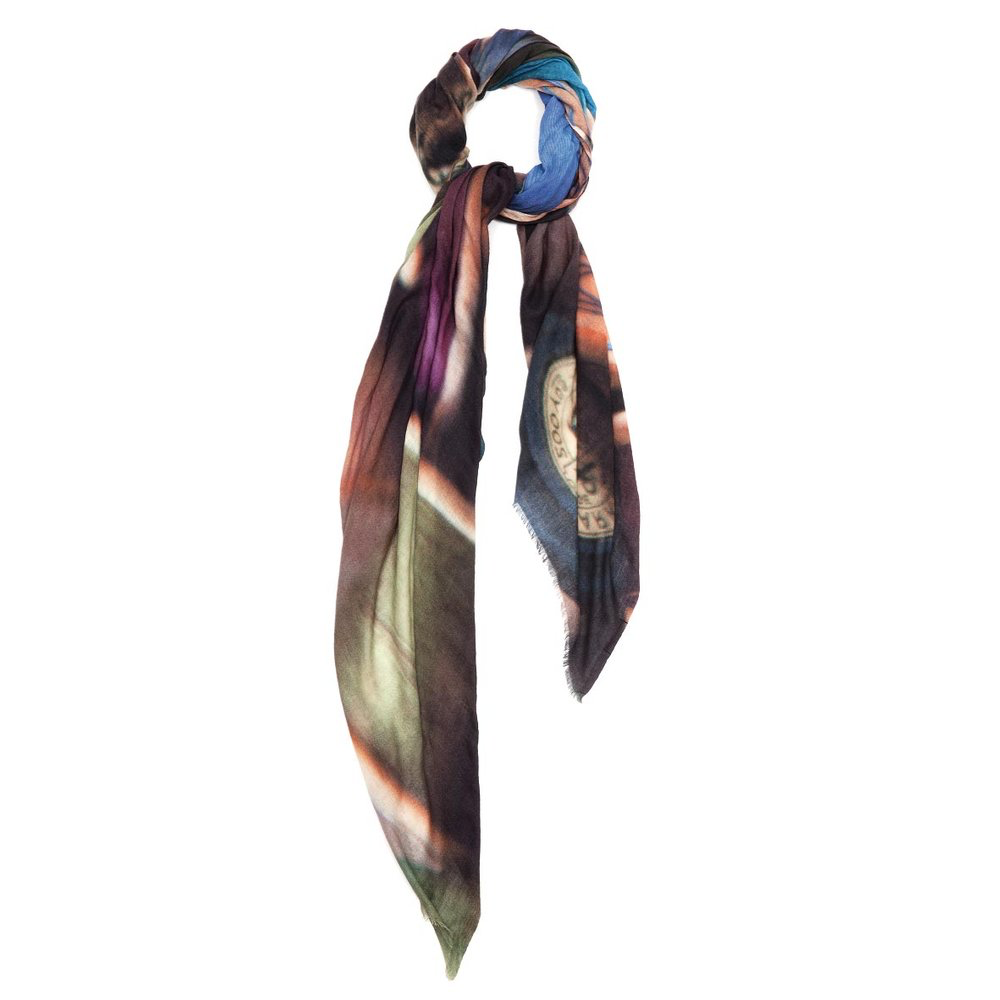 Good & Co GOOD&Co Scarf - Ombre 527 - 70% Wool, 30% Silk - 200x130cm