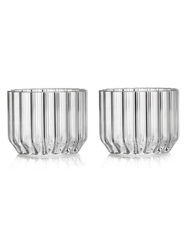 fferrone Fferrone Glassware - Dearborn Wine Glass - 6.5cm - Set of 2