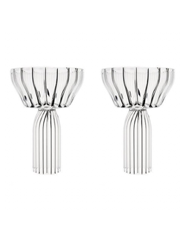 fferrone Fferrone Glassware - Margot Champagne Coupe - Set of 2
