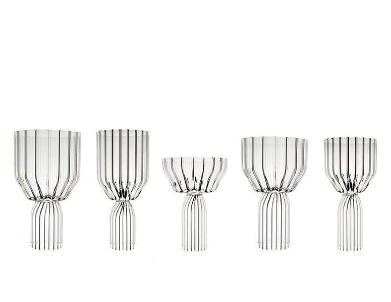 fferrone Fferrone Glassware - Margot Champagne Coupe - Set of 2