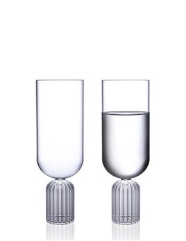 fferrone Fferrone Glassware - May Tall Medium Glass - Set of 2