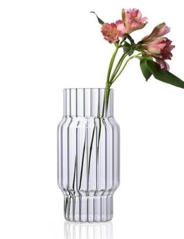 fferrone Fferrone Glassware - Albany Large Vase