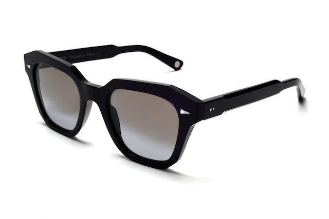 Proper Goods Ahlem Eyewear - Pont des Arts - Black - Handmade in France