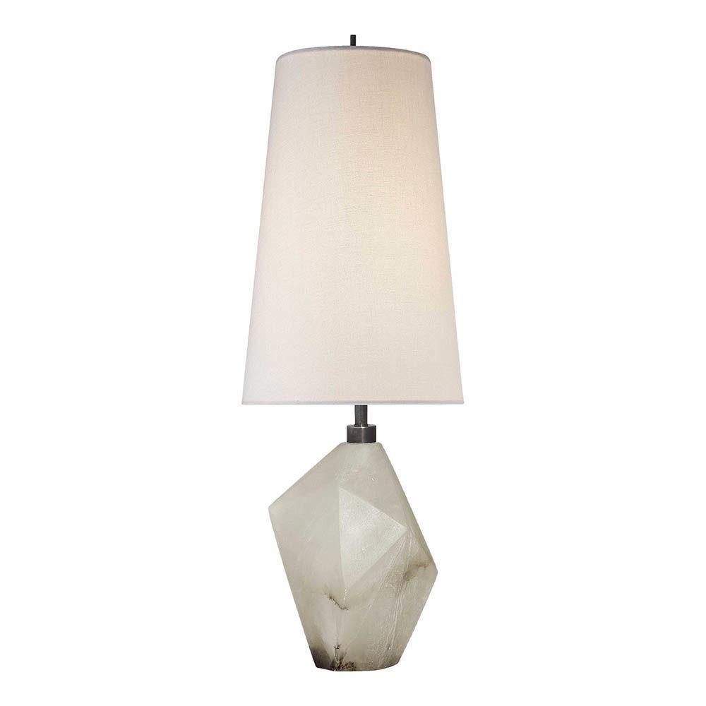 Kelly Wearstler Kelly Wearstler - Halcyon Accent Table Lamp - Alabaster