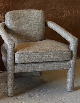 Dallas Occasional Chair - No Buttons  - Various fabrics available