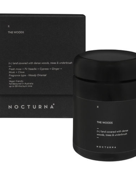 Nocturna Nocturna Candle - The Woods