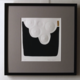 Foucher-Poignant Foucher-Poignant Acrylic Lino Print - Limited Edition of 30 - 40x40cm - Untitled No 19 - Framed - France
