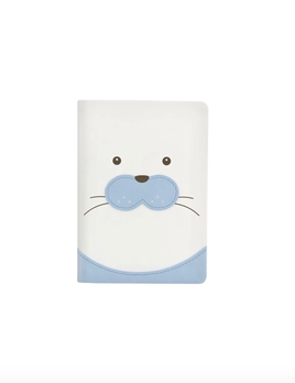 IKONink Animal Pals Notebook A6 - Baby Seal