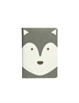 IKONink Animal Pals Notebook A6 - Husky
