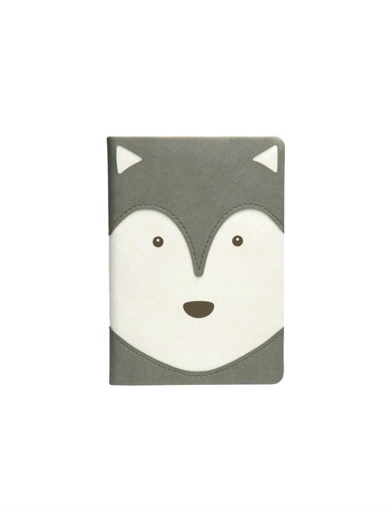 IKONink Animal Pals Notebook A6 - Husky