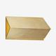 Kelly Wearstler Kelly Wearstler - Esker Small Triangle Sconce in Antique-Burnished Brass