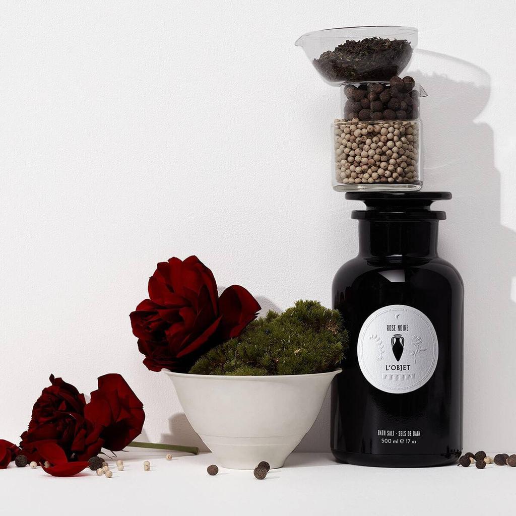L'Objet L'Objet - Bath Salts - Rose Noire 500ml