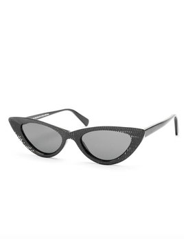 Proper Goods Res / Rei Sunglasses - Bramante Black Dots - Acetate - Handmade in Italy