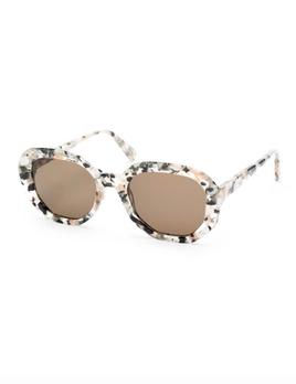 Proper Goods Res / Rei Sunglasses - Balla - Pink Confectti - Acetate - Handmade in Italy