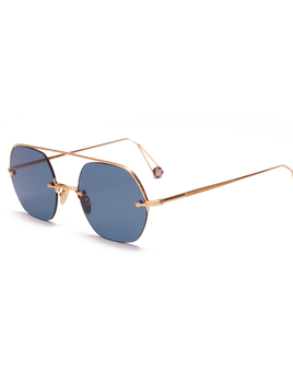 Proper Goods Ahlem Eyewear - Place Casadesus - Rose Gold -  Handmade in France